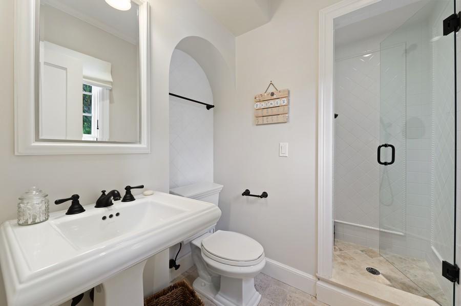 Real Estate Photography - 2415 Aravale Road, West Palm Beach, FL, 33401 - Bathroom