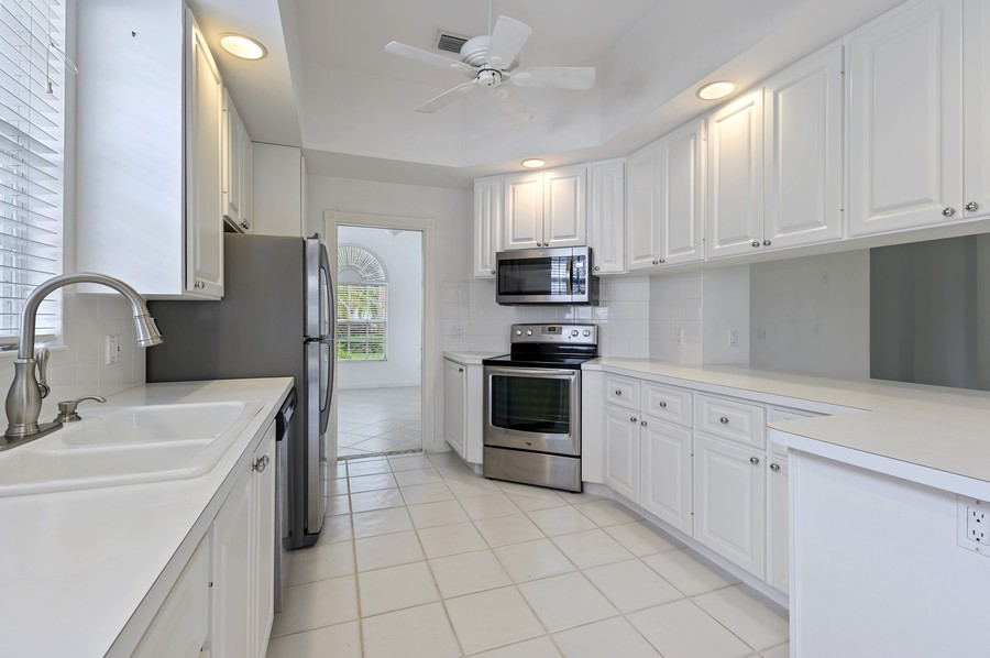 Real Estate Photography - 2847 Irma Lake Drive, West Palm Beach, FL, 33411 - Kitchen