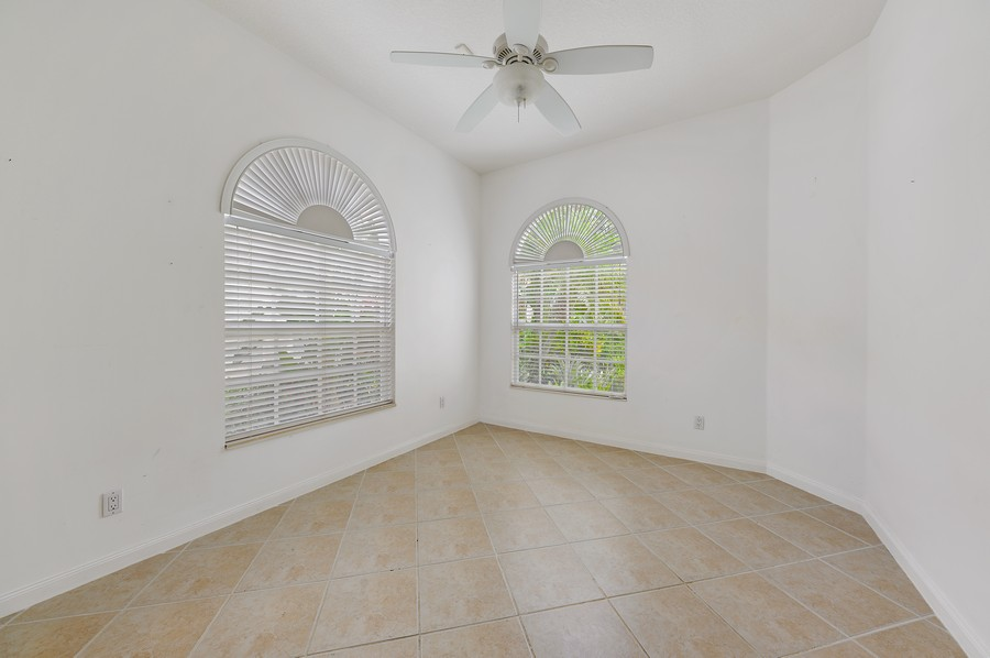 Real Estate Photography - 2847 Irma Lake Drive, West Palm Beach, FL, 33411 - Office