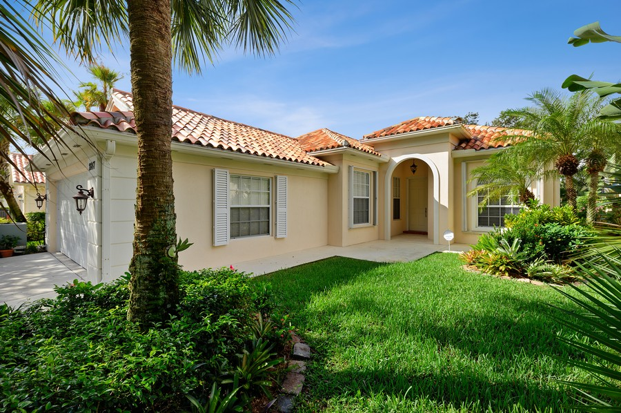 Real Estate Photography - 2847 Irma Lake Drive, West Palm Beach, FL, 33411 - Front View