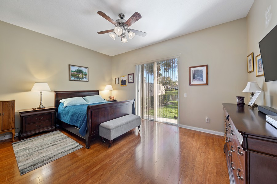 Real Estate Photography - 7816 Red River Road, West Palm Beach, FL, 33411 - Master Bedroom