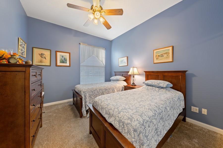 Real Estate Photography - 7816 Red River Road, West Palm Beach, FL, 33411 - 2nd Bedroom