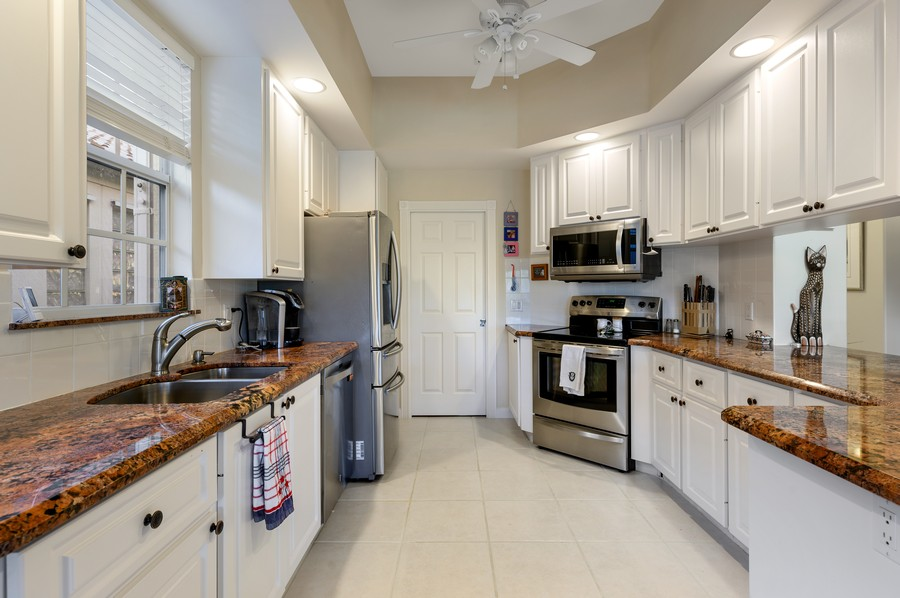 Real Estate Photography - 7816 Red River Road, West Palm Beach, FL, 33411 - Kitchen