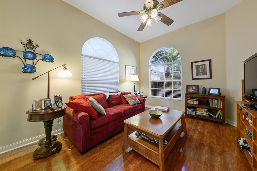 Real Estate Photography - 7816 Red River Road, West Palm Beach, FL, 33411 - Den