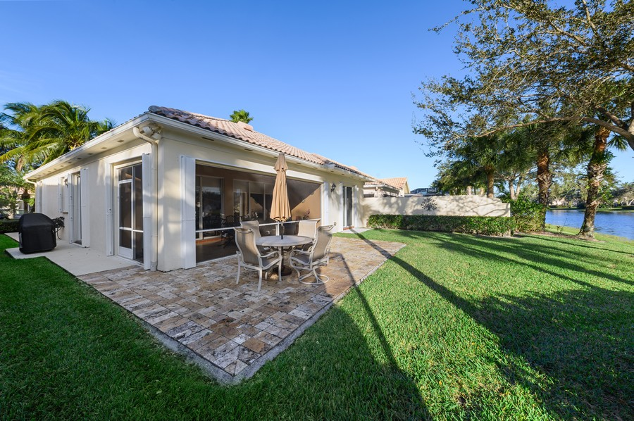 Real Estate Photography - 7816 Red River Road, West Palm Beach, FL, 33411 - Side View