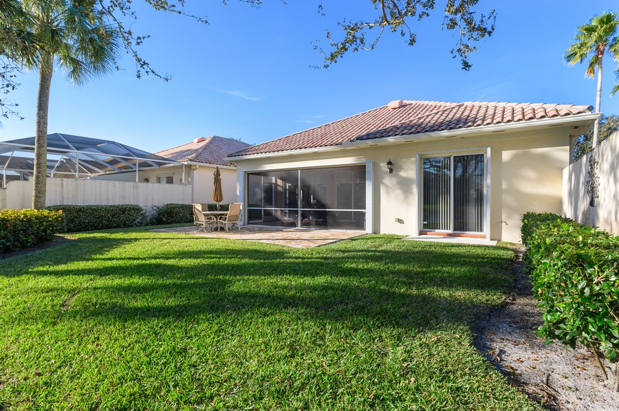 Real Estate Photography - 7816 Red River Road, West Palm Beach, FL, 33411 - Rear View