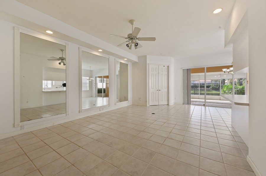 Real Estate Photography - 2741 James River Road, West Palm Beach, FL, 33411 - Living Room