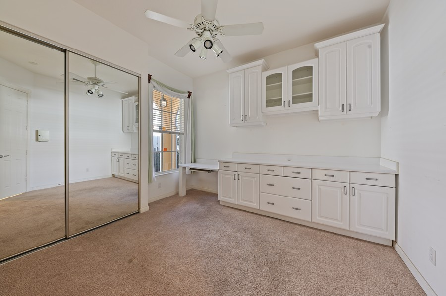 Real Estate Photography - 2741 James River Road, West Palm Beach, FL, 33411 - 3rd Bedroom