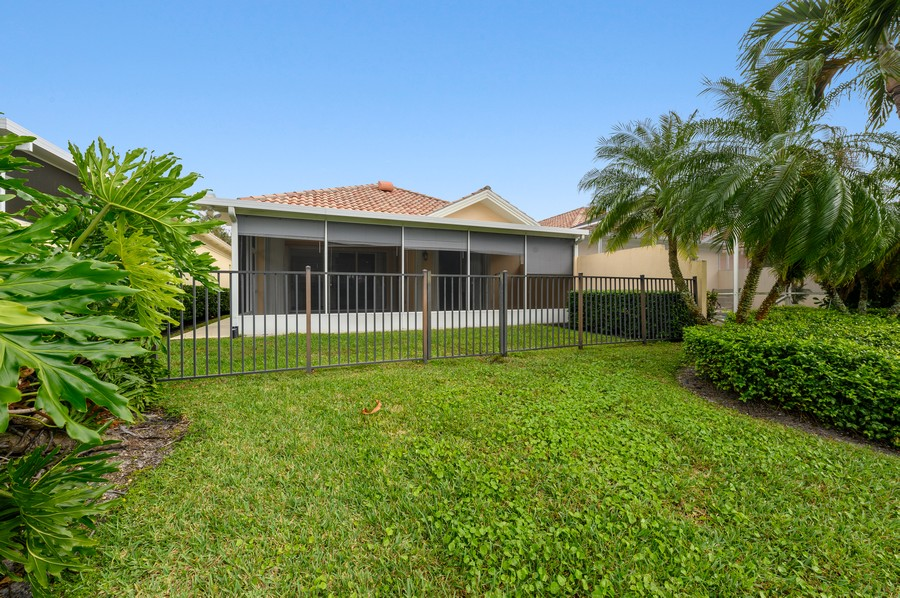 Real Estate Photography - 2741 James River Road, West Palm Beach, FL, 33411 - Rear View