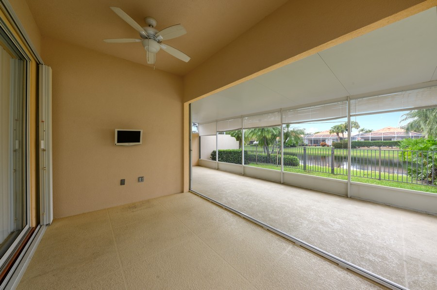 Real Estate Photography - 2741 James River Road, West Palm Beach, FL, 33411 - Patio
