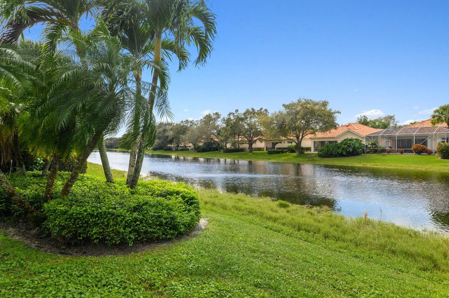 Real Estate Photography - 2741 James River Road, West Palm Beach, FL, 33411 - Lake View