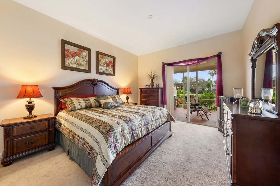 Real Estate Photography - 2746 James River Road, West Palm Beach, FL, 33411 - Master Bedroom