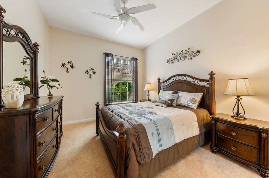 Real Estate Photography - 2746 James River Road, West Palm Beach, FL, 33411 - 2nd Bedroom