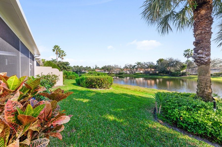 Real Estate Photography - 2746 James River Road, West Palm Beach, FL, 33411 - Back Yard