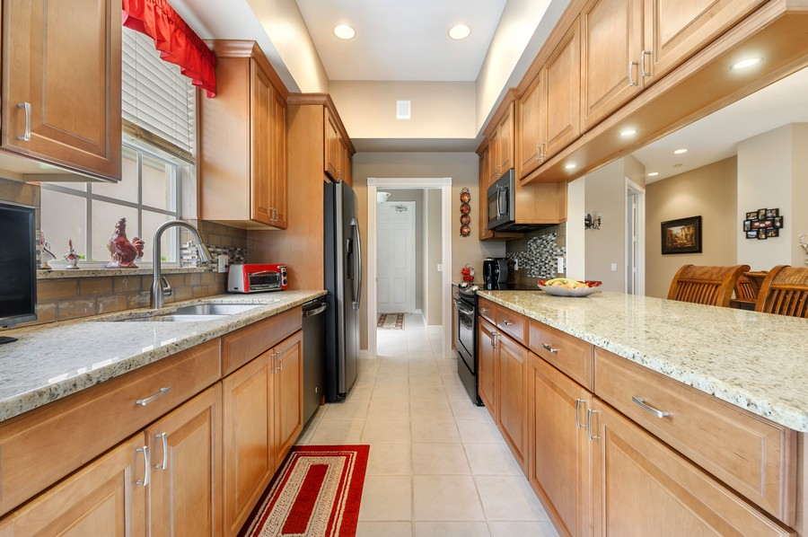 Real Estate Photography - 2746 James River Road, West Palm Beach, FL, 33411 - Kitchen