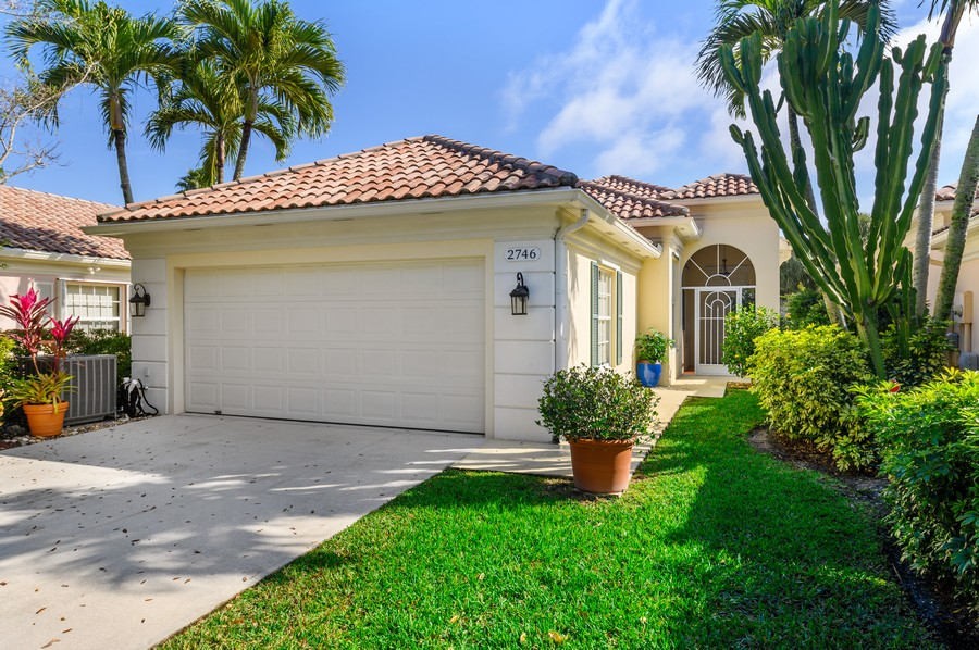 Real Estate Photography - 2746 James River Road, West Palm Beach, FL, 33411 - Front View