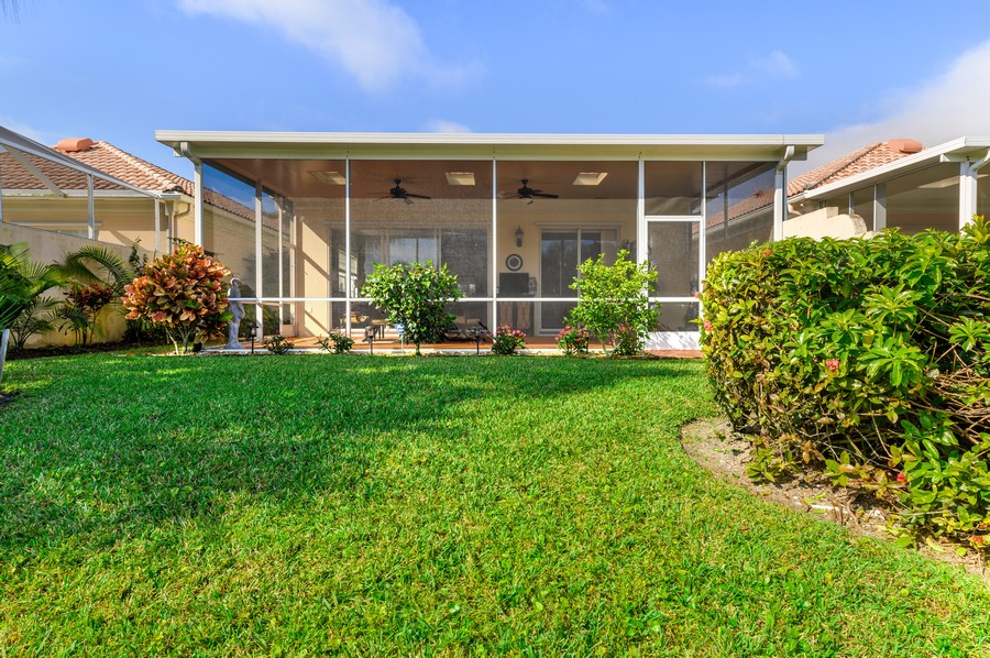 Real Estate Photography - 2746 James River Road, West Palm Beach, FL, 33411 - Rear View