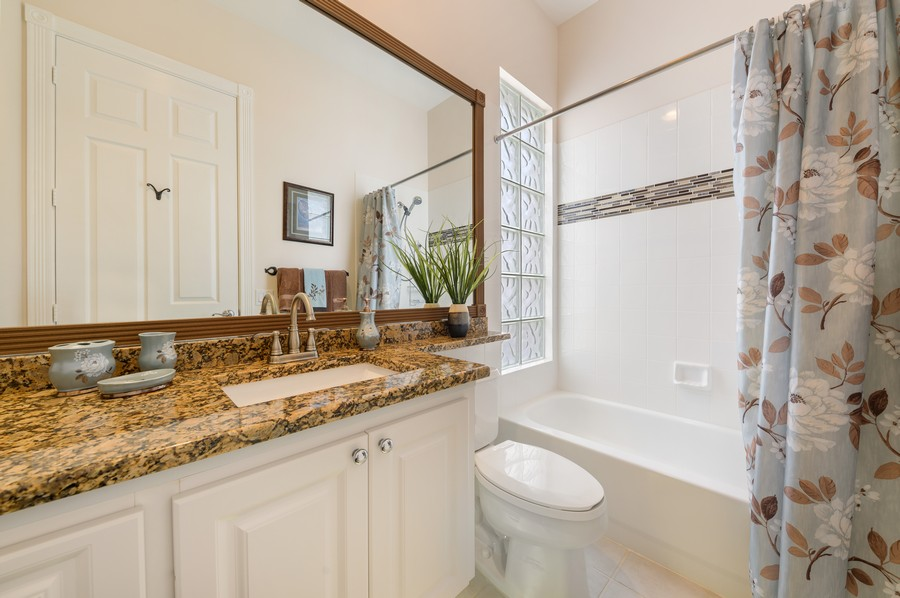 Real Estate Photography - 2746 James River Road, West Palm Beach, FL, 33411 - Bathroom