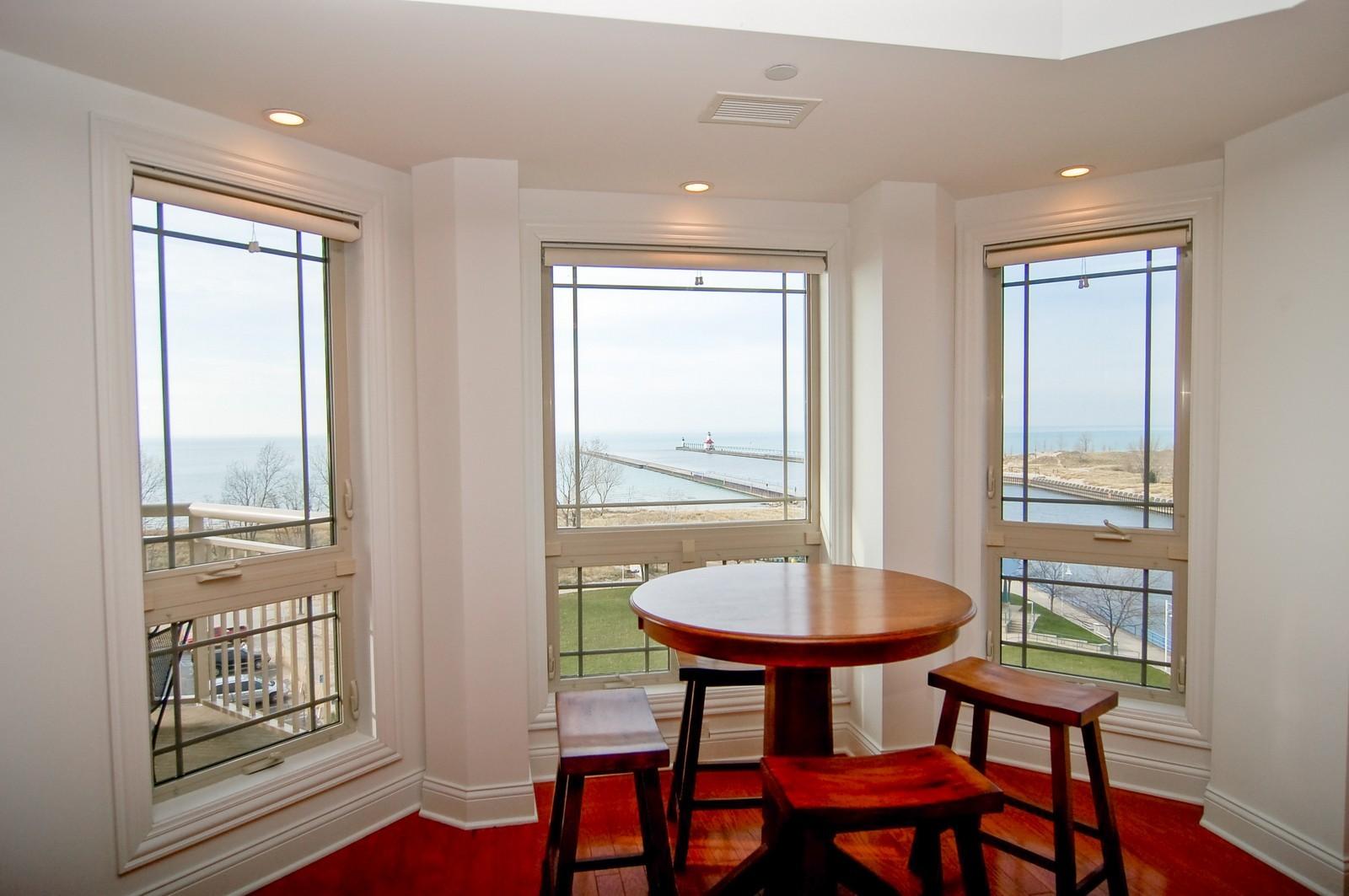 Real Estate Photography - 200- 7B Lake Street, St Joseph, MI, 49085 - View
