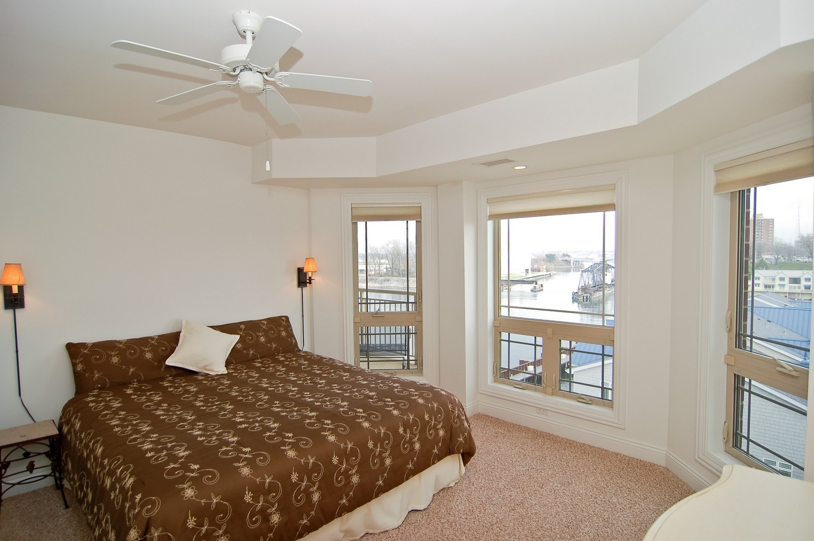 Real Estate Photography - 200- 7B Lake Street, St Joseph, MI, 49085 - 2nd Bedroom