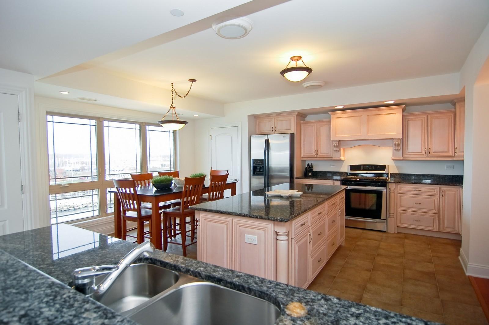 Real Estate Photography - 200- 7B Lake Street, St Joseph, MI, 49085 - Kitchen