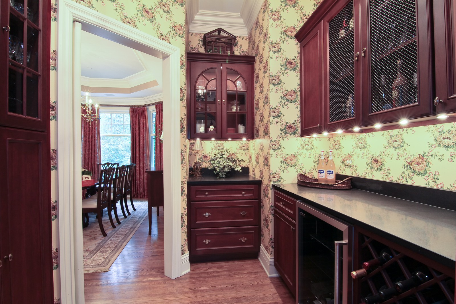 Real Estate Photography - 127 Tuttle, Claredon Hills, IL, 60514 - Pantry