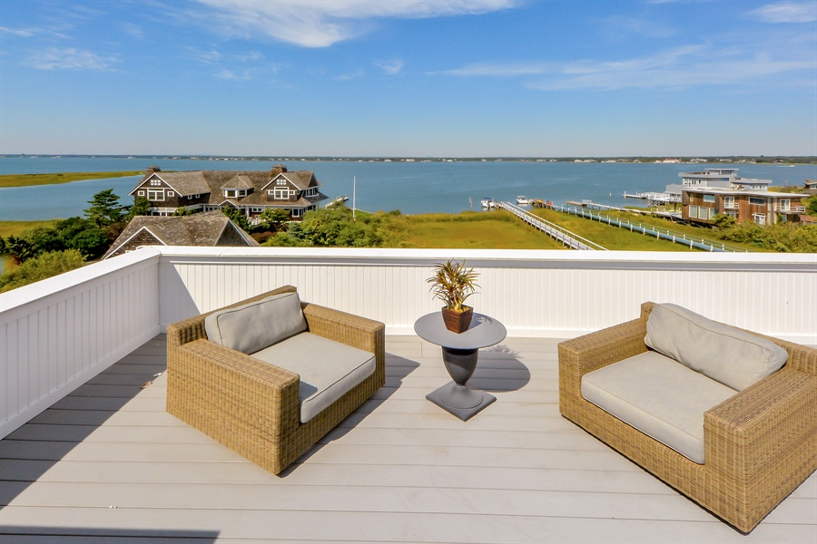 Real Estate Photography - 364 Dune Road, Westhampton Beach, NY, 11978 - View