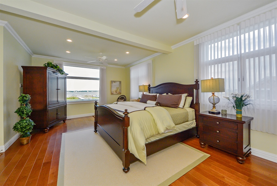 Real Estate Photography - 364 Dune Road, Westhampton Beach, NY, 11978 - Bedroom