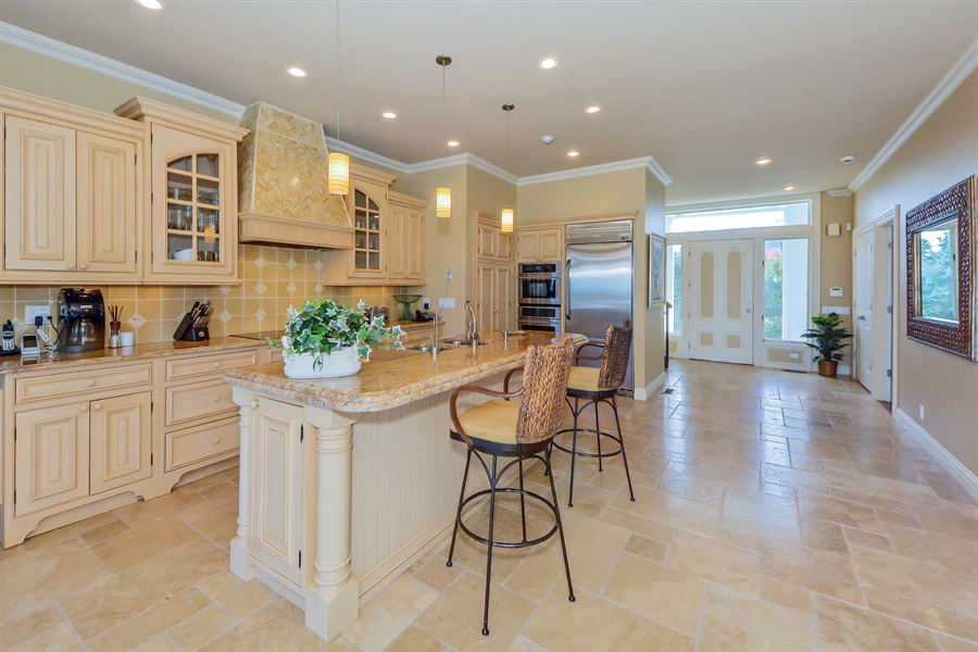 Real Estate Photography - 364 Dune Road, Westhampton Beach, NY, 11978 - Kitchen