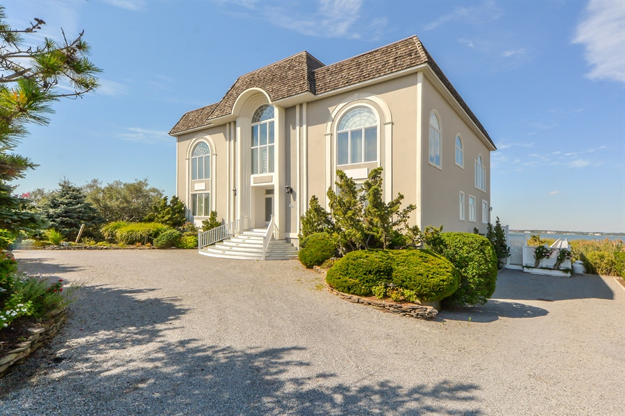 Real Estate Photography - 364 Dune Road, Westhampton Beach, NY, 11978 - Front View