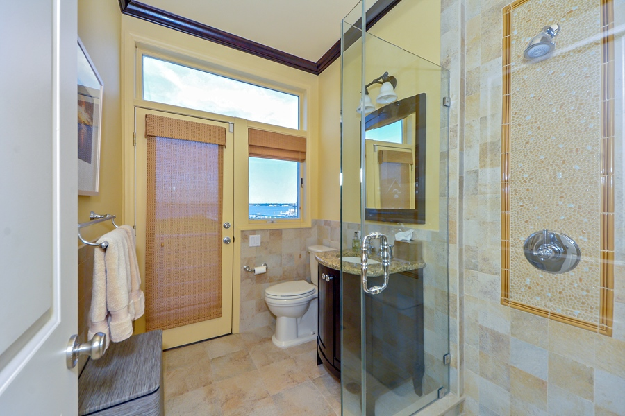 Real Estate Photography - 364 Dune Road, Westhampton Beach, NY, 11978 - Bathroom