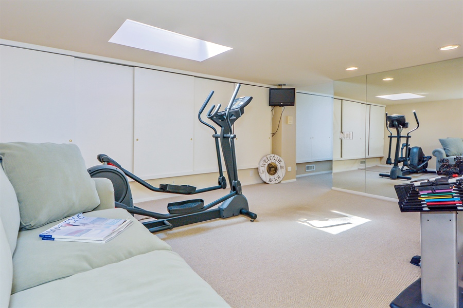 Real Estate Photography - 364 Dune Road, Westhampton Beach, NY, 11978 - Play / Recreational Room