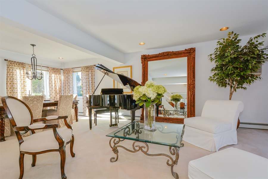 Real Estate Photography - 33 Red Bridge, Center Moriches, NY, 11934 - Living Room