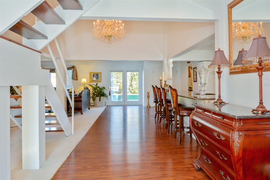 Real Estate Photography - 33 Red Bridge, Center Moriches, NY, 11934 - Foyer