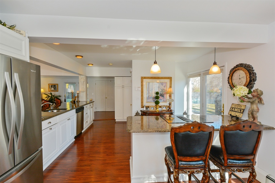 Real Estate Photography - 33 Red Bridge, Center Moriches, NY, 11934 - Kitchen
