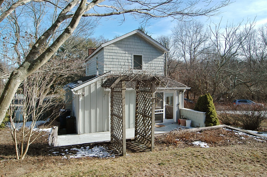 Real Estate Photography - 19 Clay Pit Road, Speonk, NY, 11972 - Side View