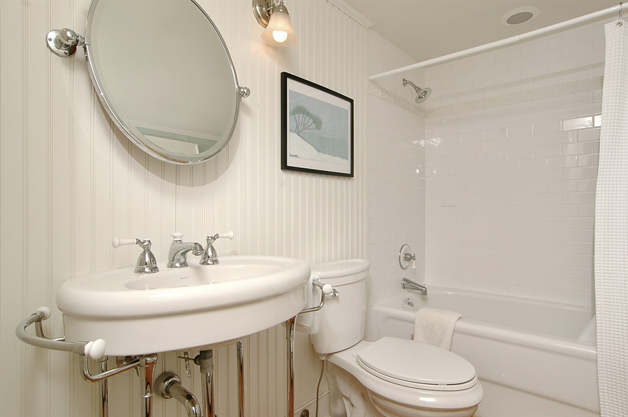 Real Estate Photography - 19 Clay Pit Road, Speonk, NY, 11972 - Bathroom