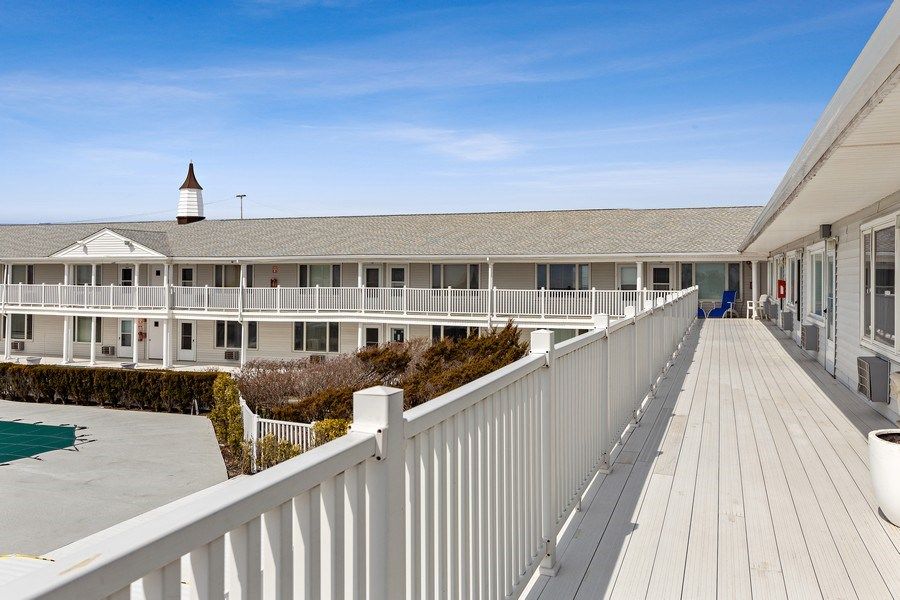 Real Estate Photography - 231 Dune Rd, Westhampton Beach, NY, 11978 - Rear View