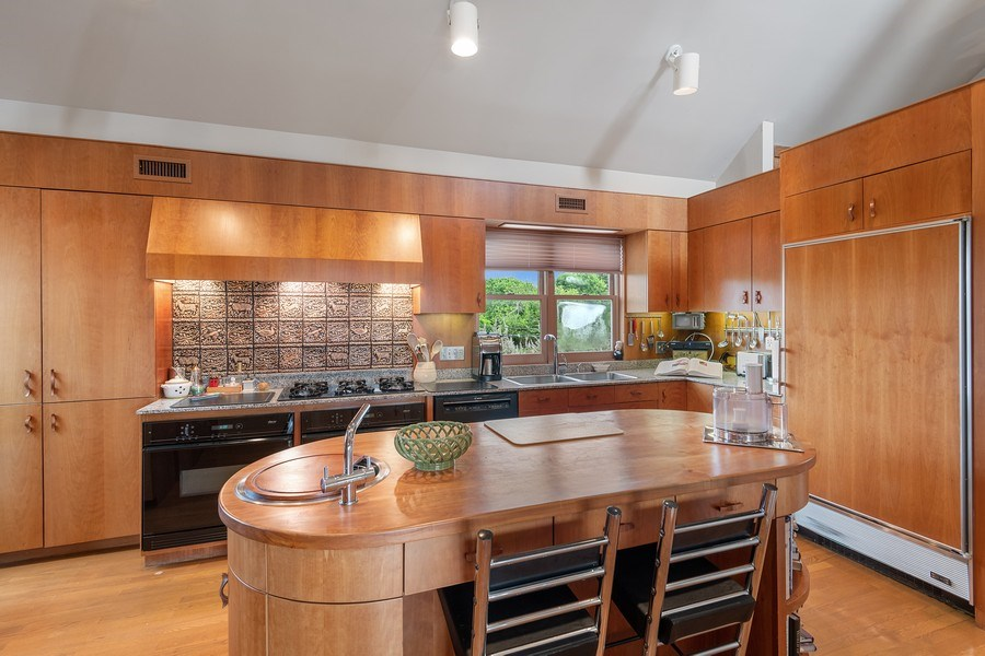 Real Estate Photography - 52 & 56 Tuthill Point Rd, East Moriches, NY, 11940 - Kitchen