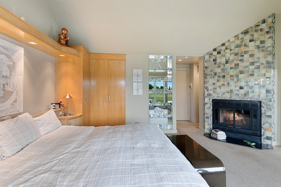 Real Estate Photography - 52 & 56 Tuthill Point Rd, East Moriches, NY, 11940 - Master Bedroom