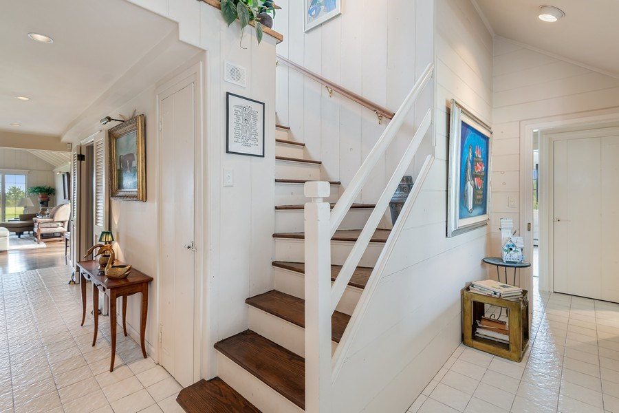 Real Estate Photography - 52 & 56 Tuthill Point Rd, East Moriches, NY, 11940 - Foyer