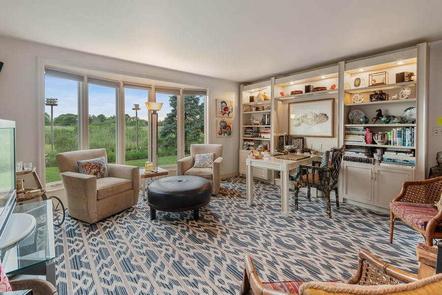 Real Estate Photography - 52 & 56 Tuthill Point Rd, East Moriches, NY, 11940 - Den