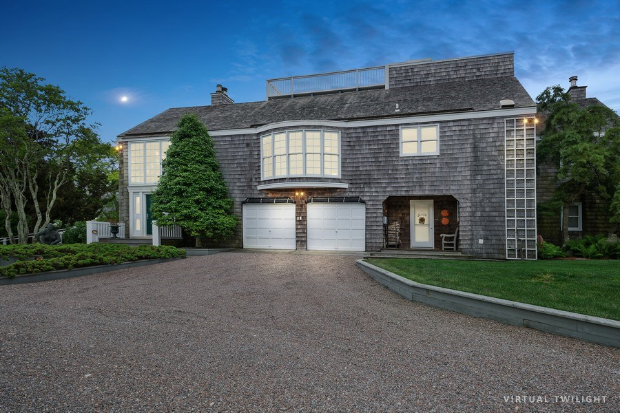 Real Estate Photography - 52 & 56 Tuthill Point Rd, East Moriches, NY, 11940 - Front View