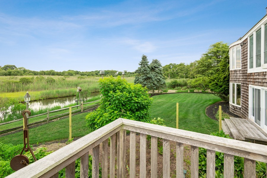 Real Estate Photography - 52 & 56 Tuthill Point Rd, East Moriches, NY, 11940 - Side View