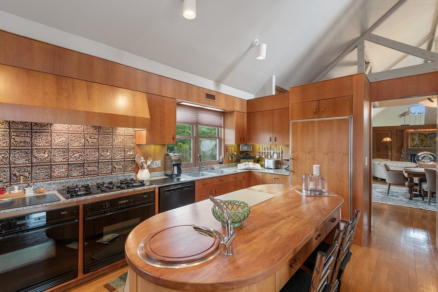 Real Estate Photography - 52 & 56 Tuthill Point Rd, East Moriches, NY, 11940 - Kitchen/Dining