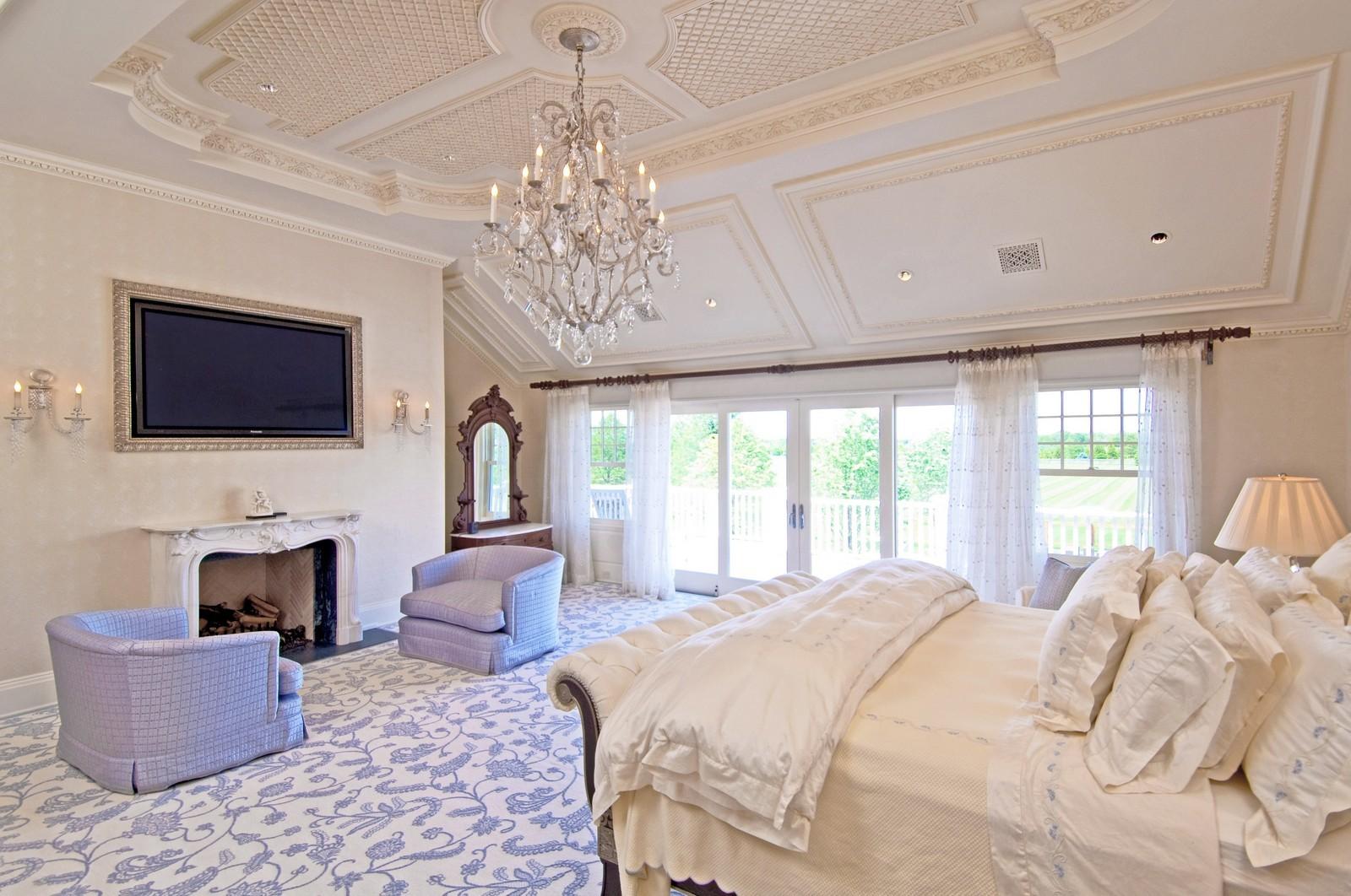 Real Estate Photography - 612 halsey lane, bridgehampton, NY, 11932 - Master Bedroom