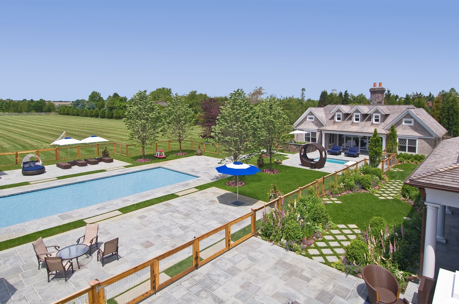 Real Estate Photography - 612 halsey lane, bridgehampton, NY, 11932 - View