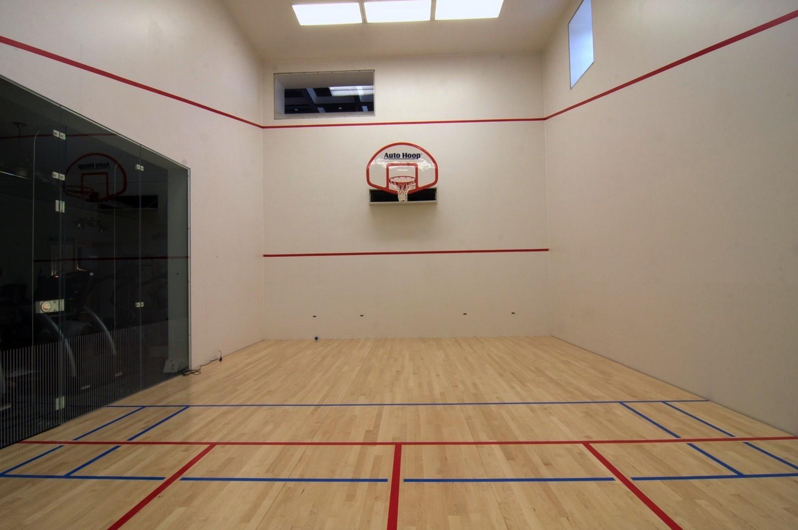 Real Estate Photography - 612 halsey lane, bridgehampton, NY, 11932 - Basketball Court
