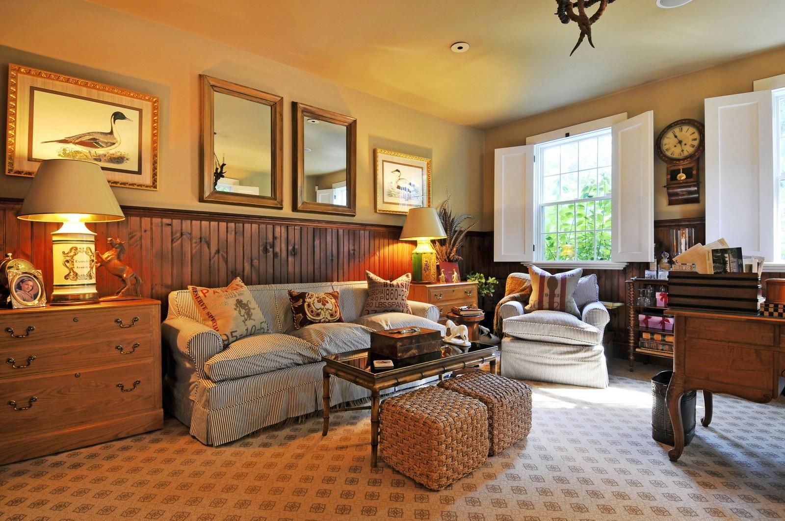 Real Estate Photography   340 Georgica Road, East Hampton, NY, 11937    Living ...