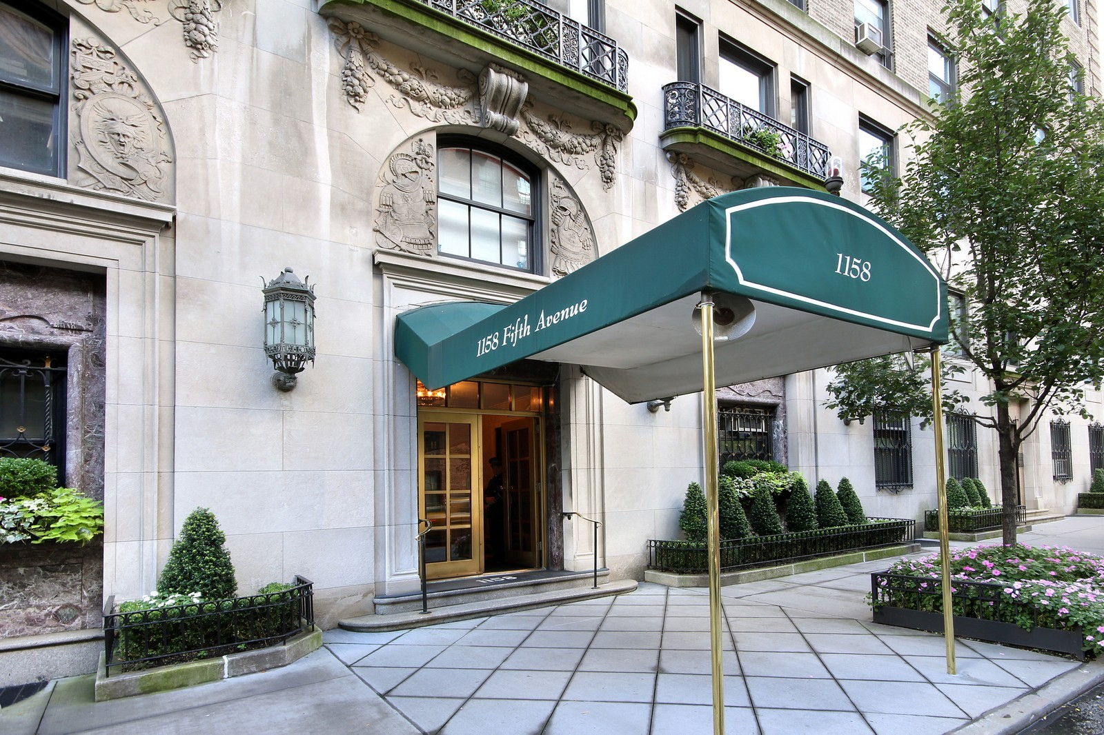 Corcoran, 1158 Fifth Avenue, Apt. 3A, Upper East Side Real Estate,  Manhattan For Sale, Homes, Upper East Side Co-op, Marie Schmon